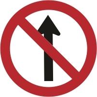 RUS011 - No straight ahead
