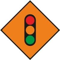 WK060 - Temporary traffic lights