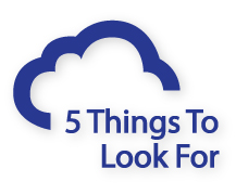5 Things to Look For in Cloud Accounting Providers