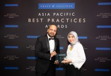 Telkomsel Frost & Sullivan Best Practices Award 2019