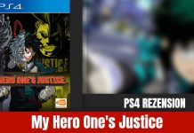 Review My Hero One's Justice