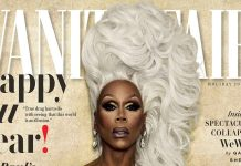 RuPaul makes Vanity Fair