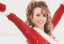 Mariah Carey Christmas hit