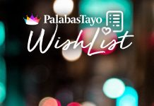 PalabasTayo WiishList launching this January