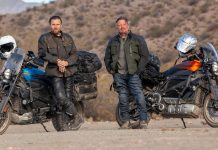 Long Way Up reunites Ewan McGregor and Charley Boorman