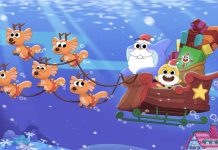 Baby Shark's Big Fishmas Special starts today