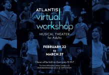 Atlantis Theatrical announces workshop for adults