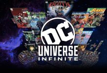 DC UnIverse Infinite arrives