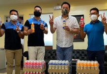 Goodday donates cultured milk products