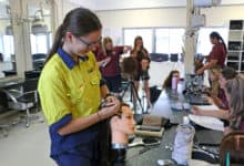 Photo of Ipswich State High School is creating the next workforce ahead of time