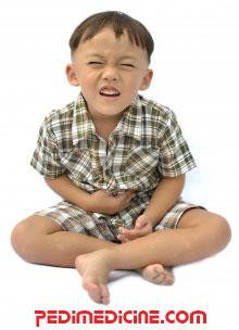 Acute Abdominal Pain in Children