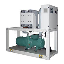 Компрессорно-испарительный холодильный агрегат 24АТ купить в России цена
