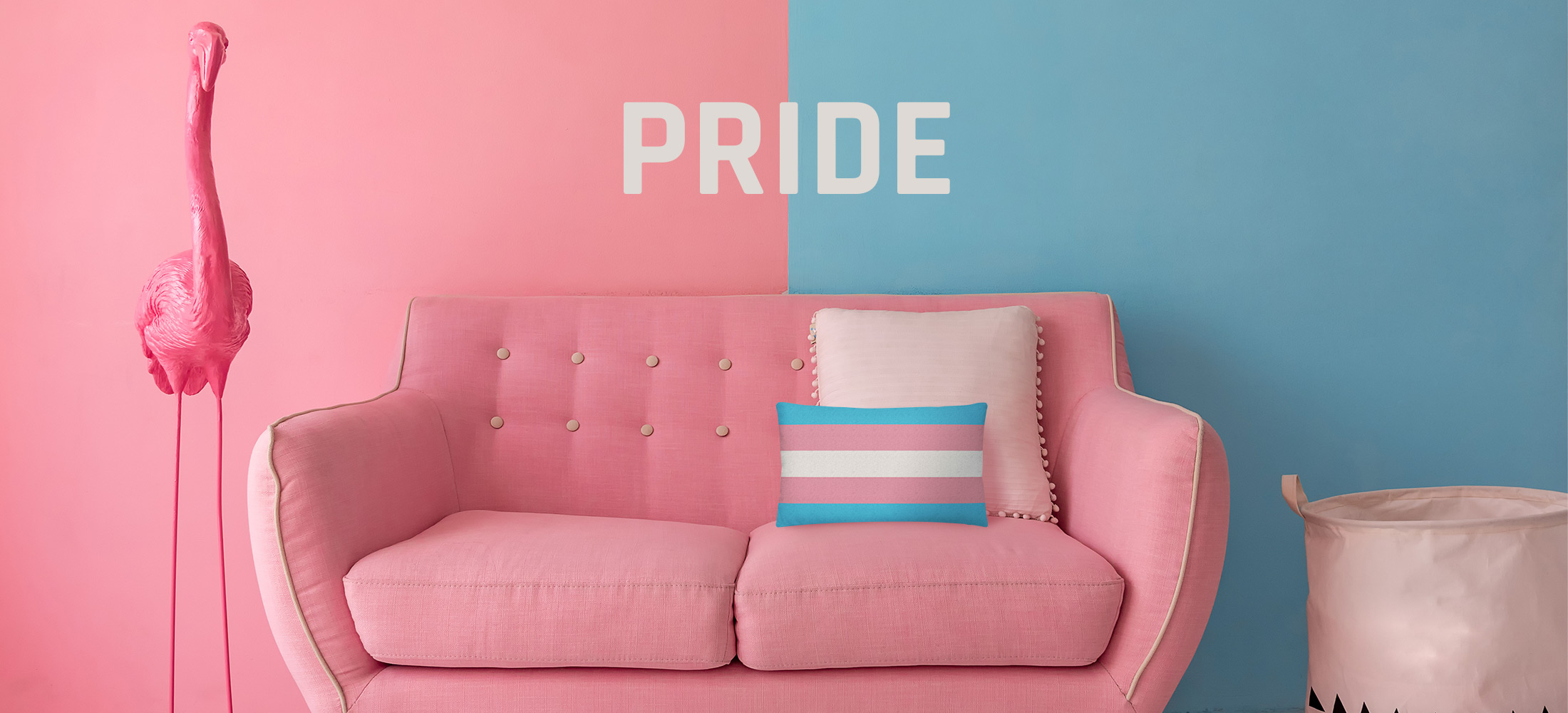 Pride trans kuddar startsidan Kunskapat