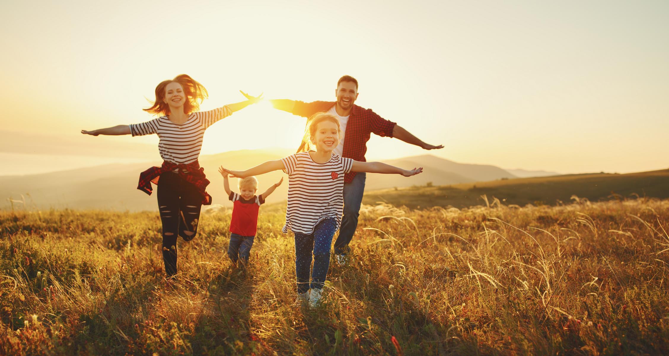 Burnout Phasen - Familienorientiert