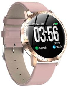 screenshot of Boens smartwatch