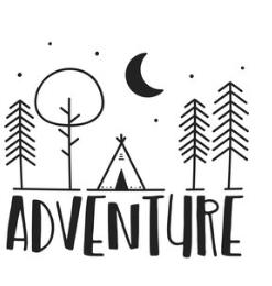 tipi adventure