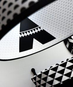 Zwart / Wit