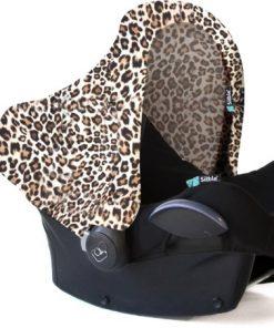 Maxi Cosi zonnekap Leopard