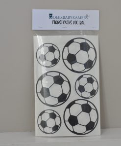 muursticker voetbal