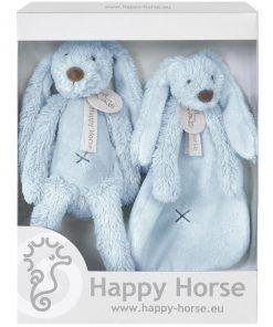 Happy horse richie Lichtblauw