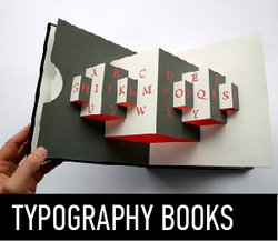 TYPOGRAPHY BOOKS