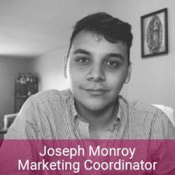 Enerex Team - Joseph Monroy, Marketing Coordinator