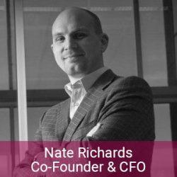 Nate Richards Co-Founder CFO