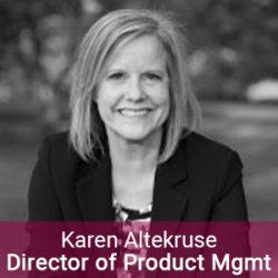 Enerex Team - Karen Altekruse, Director of Product Management