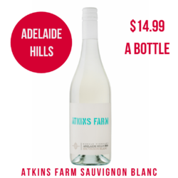 Atkins Farm Sauvignon Blanc