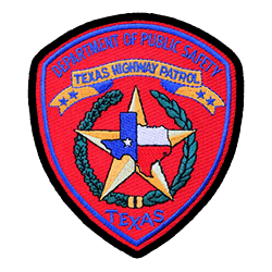 Department of Public Safety Texas Highway emblem