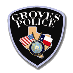 Groves Police Department emblem