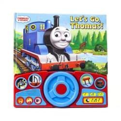 Let's Go Thomas!