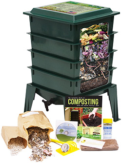 worm composter 360