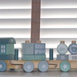 little dutch trein geboortegegevens