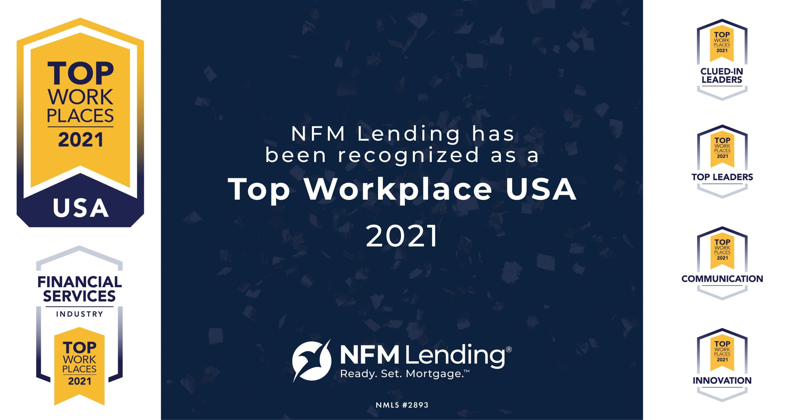 Top Workplace USA 2021