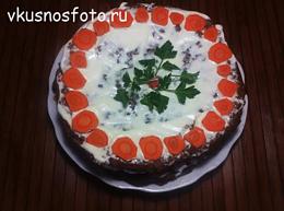 tortik-pechenochnyiy