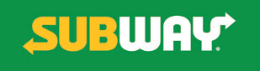 Subway Logo Winter Games 2021 Sponsor