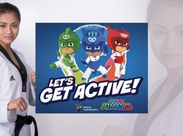 Hasbro announces Get Active with PJ Masks