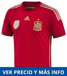 Camiseta de España Mundial de Brasil - 2014