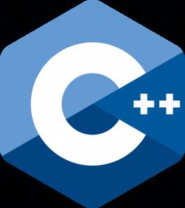 Ai programming language C++ logo
