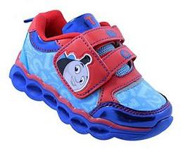 Thomas The Train Toddler Boys' Light-Up Athletic Running Shoe Sneaker