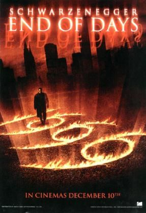 End of Days (1999) 1990s horror movies