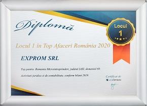 Top afaceri 2020