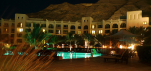 hospitality industry in oman