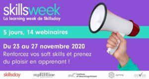 Skillsweek, la première Learning Week de Skillsday