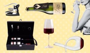 Dicas de presentes para mães que amam vinhos