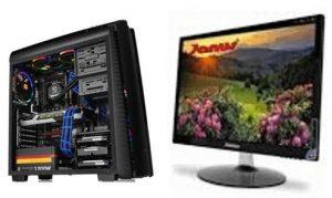 COMPUTADORA JANUS AMD RYZEN 1