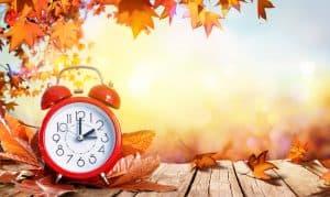 Reset your Clocks