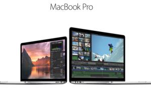 Общий обзор характеристик MacBook Pro 15 Retina