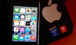 Как поставить iOS 8 на iPhone 4s: инструкция и особенности